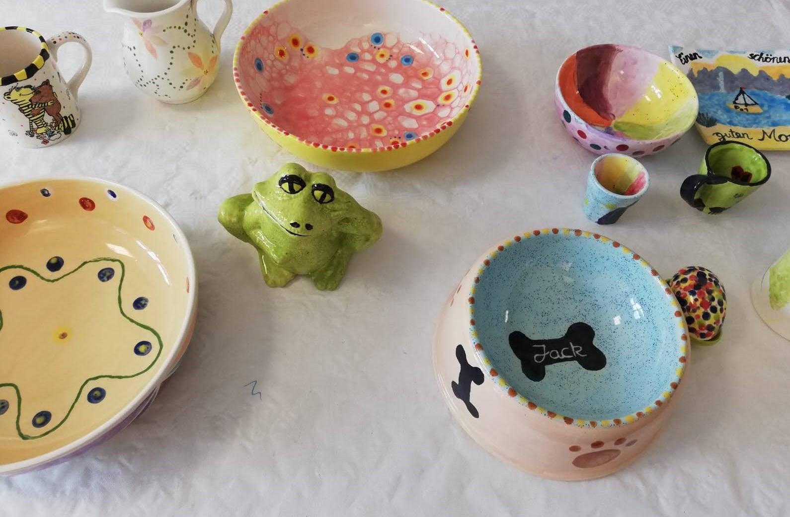 Keramik Selbst Bemalen Wundervolle Geschenkideen Aus Keramik